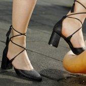 Vizyon 312 Sandalet Siyah