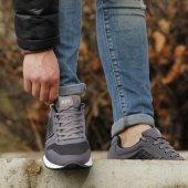 Ryt Roma Modeli Füme Erkek Spor Ayakkabı