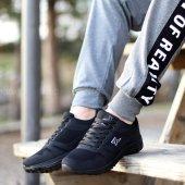 Step 020 Siyah Anorak Poli Erkek Spor Ayakkabı