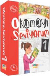 Okumayı Seviyorum 1 Dizisi 10 Kitap Set