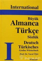 ınternational Büyük Almanca Türkçe Sözlük Deutsch Türkisch Grobes Wörterbuch