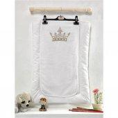 Kidboo Royal White Alt Açma Minderi 50x70
