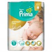 Prima Premium Care Bebek Bezi İkiz 1 No. 2 5 Kg 68 Adet
