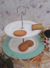 Aryıldız Katlı Kurabiyelik Pasta Tabağı