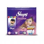 Sleepy Sensitive Jumbo Xx Large Bebek Bezi 20 30 Kg 20 Adet 7 No.