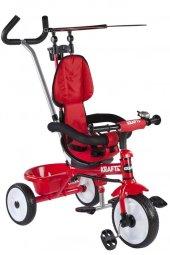 Kraft Xg18819 9w Basic İtmeli Bisiklet Kırmızı