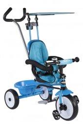 Kraft Xg18819 9w Basic İtmeli Bisiklet Mavi
