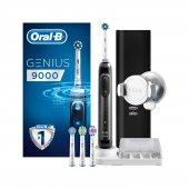 Oral B Genius Siyah Pro 9000 Şarj Edilebilir Diş Fırçası