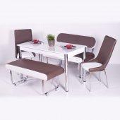 Bank Takımı Mutfak Masası Yemek Masaları