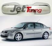 Renault Megane 2 Iı Abs Krom Ayna Kapağı Sedan 2004 2010