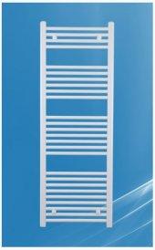 Havlupan 50x150 Cm. Beyaz Düz Banyopan Havlu Radyatör