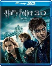 Harry Potter Ve Ölüm Yadigarları Bölüm 1 Blu Ray 3d