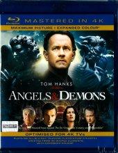 Melekler Ve Şeytanlar Angels & Demons Blu Ray 4k