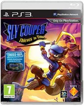 Sly Cooper Thieves İn Time Türkçe Ps3