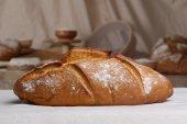 Ekşi Mayalı Sarı Buğday Ekmeği