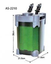 Astro 2210 Akvaryum Dış Filtre 1000 L H