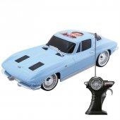Kişiye Özel Lisanslı Maisto Tech Chevrolet Corvette 1963 1 24 U K