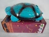 Tavana Işık Veren Projektörlü Kaplumbağa Gece Lambası Videolu Tanıtım