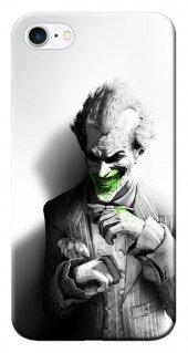 Iphone 6 6s Kılıf Silikon Baskılı Arkham Joker Stk 112