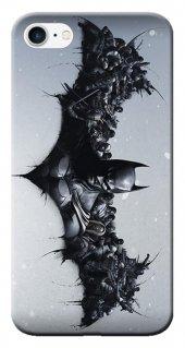 Iphone 6 6s Kılıf Silikon Baskılı Batmans Stk 237