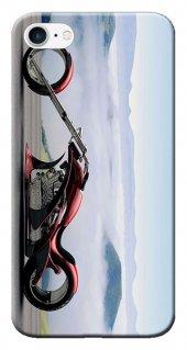 Iphone 6 6s Kılıf Silikon Baskılı Motorcycle Stk 299