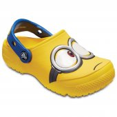 Crocs 204113 730 Sarı Crocsfunlab Minions Clog Çocuk Terlik