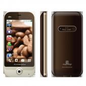 Goldmaster M8 Cappucino Cep Telefonu
