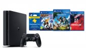Sony Ps4 500gb Oyun Konsolu