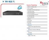 X5 Tech Ym N68pl 8 Kanal Hdmı Nvr Kayıt Cihazı