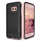 Verus Samsung Galaxy S7 Edge High Pro Shield Kılıf Rose Gold