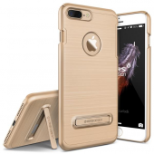 Vrsdesıgn İphone 7 Plus Simpli Lite Series Kılıf Shine Gold