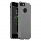 Buff İphone 7 Slim Fit Kılıf Silver
