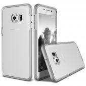 Verus Galaxy S6 Edge Plus Crystal Bumper Kılıf Light Silver