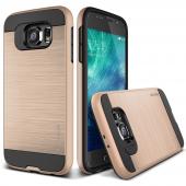 Verus Samsung Galaxy S6 Case Verge Kılıf Shine Gold