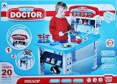 Play Set Mavi Kutulu Doktor Seti