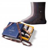 Faik Oktay Erkek Business Exclusive Çorap 6 'lı Paket