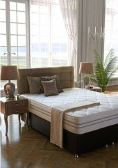 Yataş Selena Premium Visco 100x200 Ultraortopedik Pck.yaylı Yatak