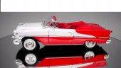 1955 Oldsmobile Super 88 Ücretsiz Kargo
