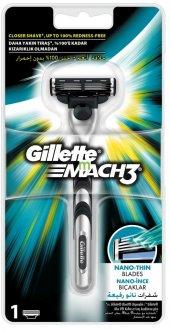 Gillette Mach 3 Tıraş Makinesi