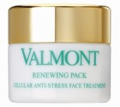 Valmont Renewing Pack Cellular Anti Stress Face Maske 50 Ml