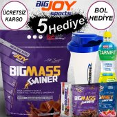 Bigjoy Bigmass Gainer 5440 Kg Karbonhidrat Tozu