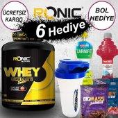 Ronic Whey Protein 2,270 Gr (5 Hediye) + Ter Havlusu
