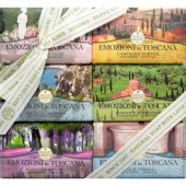 Nesti Dante Emozioni In Toscana The Collection Sabun Set 150 Gr*6