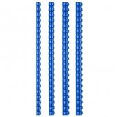 Bigpoint Plastik Spiral 38 Mm Mavi 50li Kutu