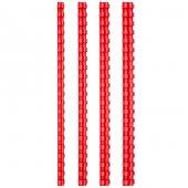 Bigpoint Plastik Spiral 22 Mm Kırmızı 50li Kutu