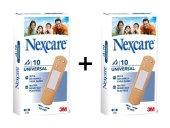 Nexcare Unıversal 10lu Yara Bandı (2 Adet)