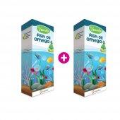 Voonka Fish Oil Omega 3 150ml 2 Adet Skt 01 2021