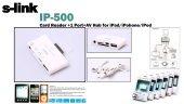 S Link Ip 500 İpod 5 İn 1 Kamera Kablosu