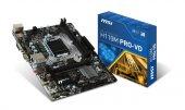Msı Intel H110 1151 Ddr4 2133mhz Dvı&vga Anakart