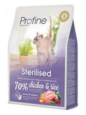 Profine Süper Premium Sterilised Kısırlaştırılmış Kedi Maması 2 K